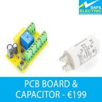 PCB-BOARD-CAPACITOR