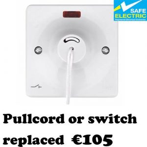 Pullcord or switch replaced-1