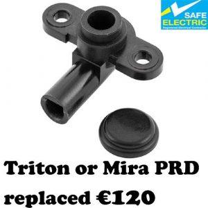 Triton or Mira PRD replaced -1