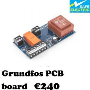 grunfos pcb board-1