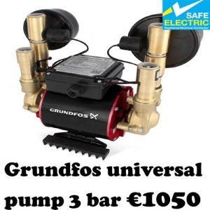 Grundfos universal pump 3 bar-1