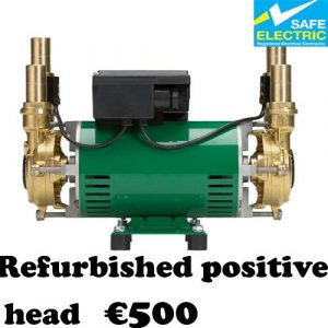 Refurbished positive head -1